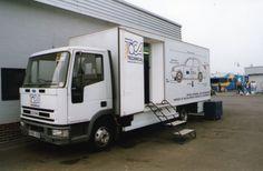 Iveco cargo BTCC TOCA technical/scrutineering - Silverstone 1997