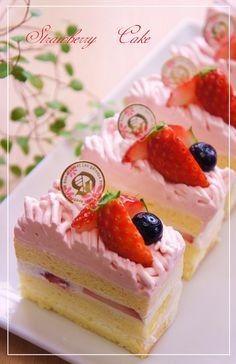 ラズベリーチーズモンブランショートケーキ by nyonta [クックパッド] 簡単おいしいみんなのレシピが203万品