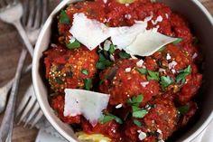 Vegetarian Spaghetti and Quinoa Meatballs © aidamollenkamp.com