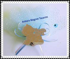 yeni doğan erkek bebek magneti