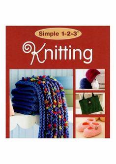 Simple 1-2-3 Knitting
