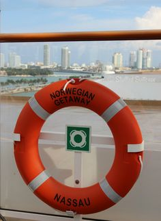 A look aboard the Norwegian Getaway cruise ship as a family cruise vacation from StuffedSuitcase.com