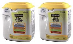 Kirkland Signature NonGMO infant formula 213 Pound 2 pack -- Read more reviews of the product by visiting the link on the image.-It is an affiliate link to Amazon. #BabyFoods