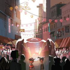 Kevin dart early concepts of BH6