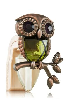 Owl - Autumn Wallflowers Fragrance Set - Slatkin & Co. - Bath & Body Works