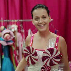 Katy Perry sans maquillage dans Part of Me 3-D