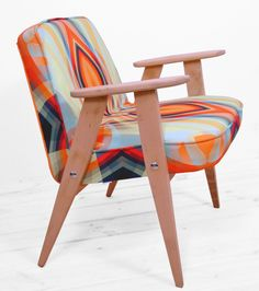 original bliss vintage armchair from Outdoor Chairs, Outdoor Furniture, Outdoor Decor, Reborn, Wakefield, Bedroom Inspo, Upholstered Chairs, Apartment Living, Interior Inspiration