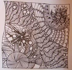 Zentangle No.3