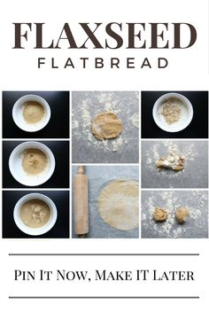 Flaxseed wraps are a great alternative to the regular flour or corn tortillas. These flat bread wraps pack a punch of fiber and protein combined within the flax seeds. The great thing about them is that they are practically gluten free which makes them ea