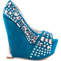 Lux - Blue by Promise Shoes just got these soooo hot