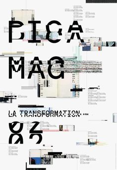 Nadine Brunet, Pica - la transformation
