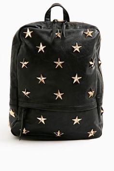 Star Studded Backpack Backpack Bags 162d5fee1b13e
