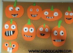 Výsledek obrázku pro bricolage halloween maternelle