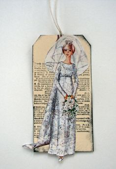 Vintage HandMade Wedding Gift Tag by LuluSandbar on Etsy, $3.50 Handmade Wedding Gifts, Wedding Gift Tags, Wedding Ideas, Handmade Gifts, Brunches, Game Night, Shower Favors, Teas, Special Events