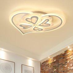 Home Lighting Lamp Ideas For Living Room, Bedroom, Hall, Etc. Ceiling Design Living Room, Bedroom False Ceiling Design, Chandelier In Living Room, Modern Led Ceiling Lights, Ceiling Chandelier, Ceiling Decor, House Ceiling, Wall Lights, Romantic Bedroom Design