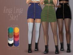 Trillyke - Ringa Linga Skirt