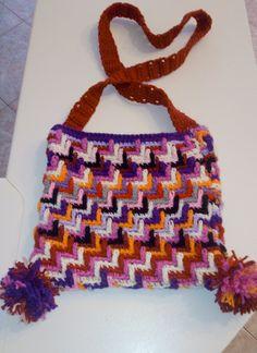 punto apache crochet
