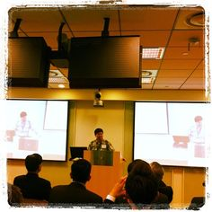 Founder of Trend Micro at Startup Labs Taiwan Demo Day