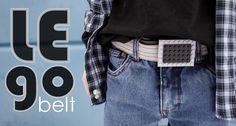 delia creates: Boy's Lego Belt