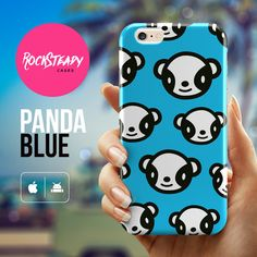 iPhone 6 case Panda iPhone 6 case 3d iPhone 6 by RockSteadyCases