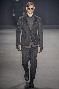 Alexandre Herchcovitch Fall/Winter 2014 - Sao Paulo Fashion Week #SPFW | Male Fashion Trends