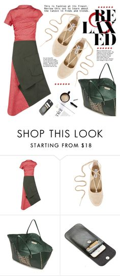 """Always dress well"" by gabrilungu ❤ liked on Polyvore featuring A.W.A.K.E. and Valentino"