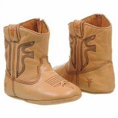 Mini Rodeo soft-soled boots