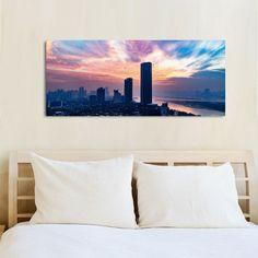 Κοχύλι στην άμμο πανοραμικός πίνακας σε καμβά Tapestry, Home Decor, Hanging Tapestry, Tapestries, Decoration Home, Room Decor, Interior Design, Home Interiors, Wall Rugs