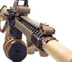 (Daniel Defense MK18) guns, weapons, self defense, protection, carbine, AR-15, 2nd amendment, America, firearms, munitions #guns #weapons