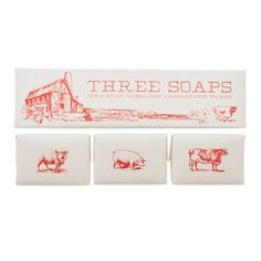 Harvest Soap Set