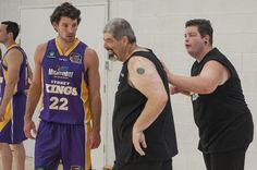 Sydney Kings Training Session