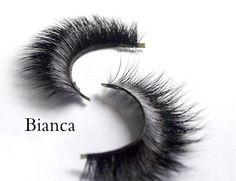 Bianca lashes by Lena Lashes