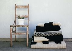 T.D.C   Interview: Pampa hand-woven rugs