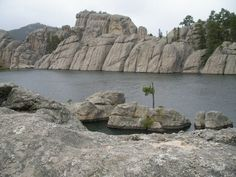 Sylvan Lake in the Black Hills of SD  Taken by Candace Dawn