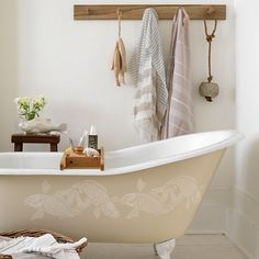 Looking for small bathroom ideas? Take a look at our best small bathroom design ideas to inspire you to decorate your small bathroom on a budget Bamboo Bathroom, Bathroom Bin, Small Bathroom, Bathroom Faucets, Utility Room Designs, Parisian Bathroom, Rental Bathroom, Small Tub, Bathroom Styling