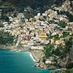 Positano, Amalfi Coast - Italy by luigig75