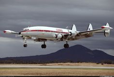 Lockheed C-121C Super Constellation (L-1049F) aircraft picture
