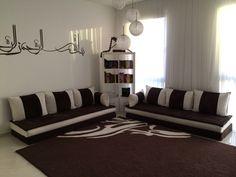 Salon Séjour Marocain 2018 الصالون المغربي العصري #Expert #Decorator  #Décoration #salon #House #Luxe #Moderne #Floors #Ceiling #Wall #Afrique  #Casablanca ...