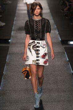 Louis Vuitton y Alba Galocha