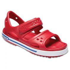 c1d46e5d6463 Crocs - Kid s Crocband II Sandal PS - Outdoor sandals - Navy   White