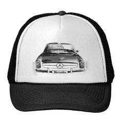 Mercedes Cap by Nicky`s Addiction
