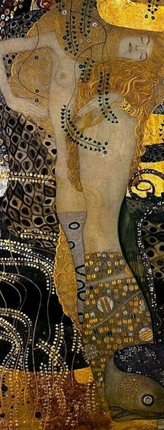 Waterserpents I / Klimt