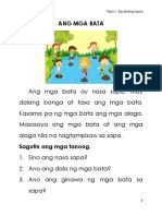 maikling kwento kindergarten free worksheets - Google Search Free Kindergarten Worksheets, Free Worksheets, Google Search