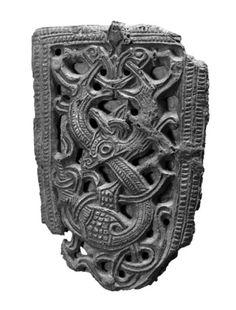 Viking age brooch from the vest coast of Norway (Haram, Møre og Romsdal)