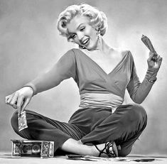 Monroe (disambiguation) Marilyn Monroe was an American actress. Marilyn Monroe may also refer to: Hollywood Icons, Hollywood Celebrities, Hollywood Glamour, Classic Hollywood, Old Hollywood, Hollywood Stars, Hollywood Actresses, Gentlemen Prefer Blondes, Marilyn Monroe Fotos