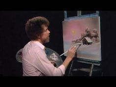 Bob Ross - Warm Winter Day (Season 8 Episode 3) - YouTube