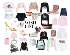 """Untitled #63"" by laniestar on Polyvore featuring Current/Elliott, Topshop, Forever 21, Essie, Giuseppe Zanotti, Yankee Candle, adidas Originals, UGG, Aquazzura and Bliss Diamond"