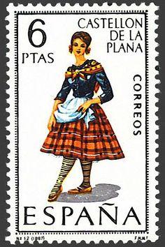 6 Ptas 1967-espana - Castellon de la plana 012