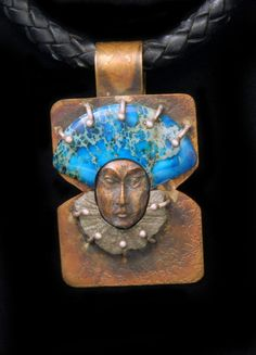 My Own Personal Enchantress Pendant by BondsJewels on Etsy, $695.00