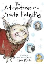 The Adventures of a South Pole Pig by Chris Kurtz. Flora the pig ditches the sedentary life on the farm for an adventure in Antarctica, where she escapes the knife and lives her dream of pulling a sled with a team of dogs. Children's Book Awards, Take A Quiz, Milwaukee County, New Children's Books, Library Books, Library Ideas, Children's Picture Books, Chapter Books, Read Aloud